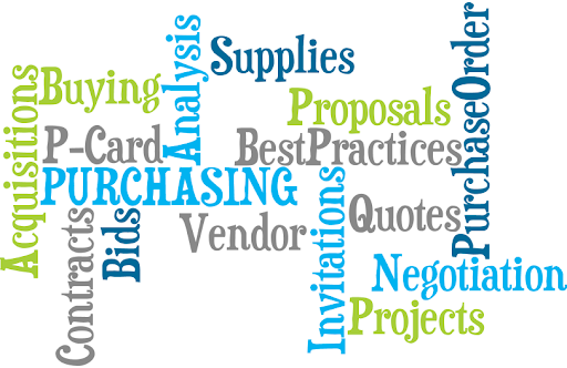 Purchasing Procurement & Contract Management​