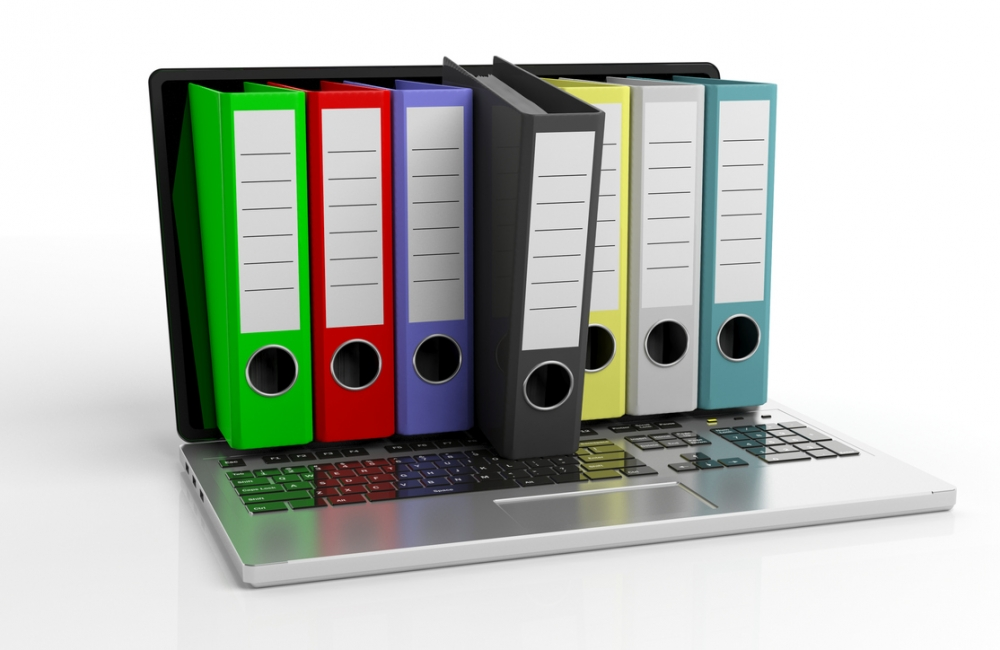 Electronic Record Management and Filing System